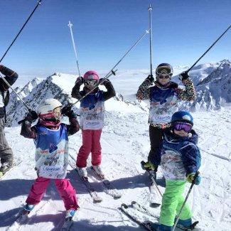 Activités du ski club bagneres la mongie