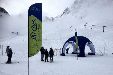 fete ski club bagneres la mongie
