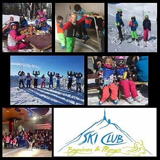 photos et videos ski club bagneres la mongie